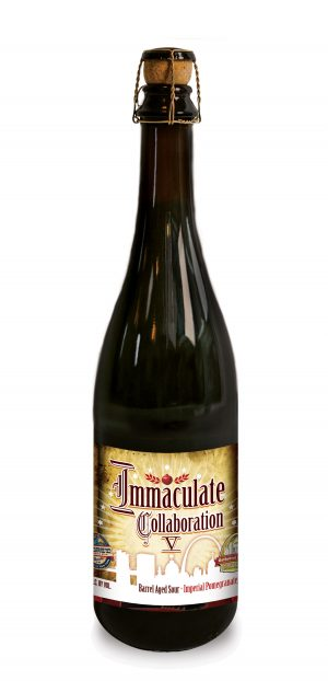 Immaculate Collaboration VIBUS 20 9 ABV